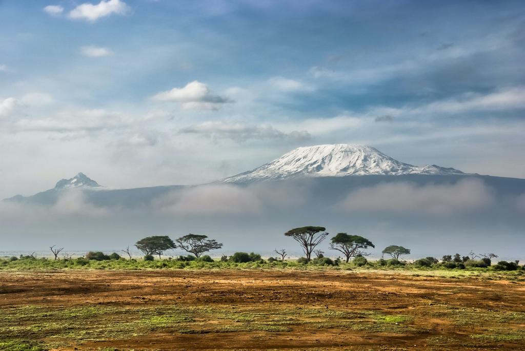 Amboseli National Park - Kenia