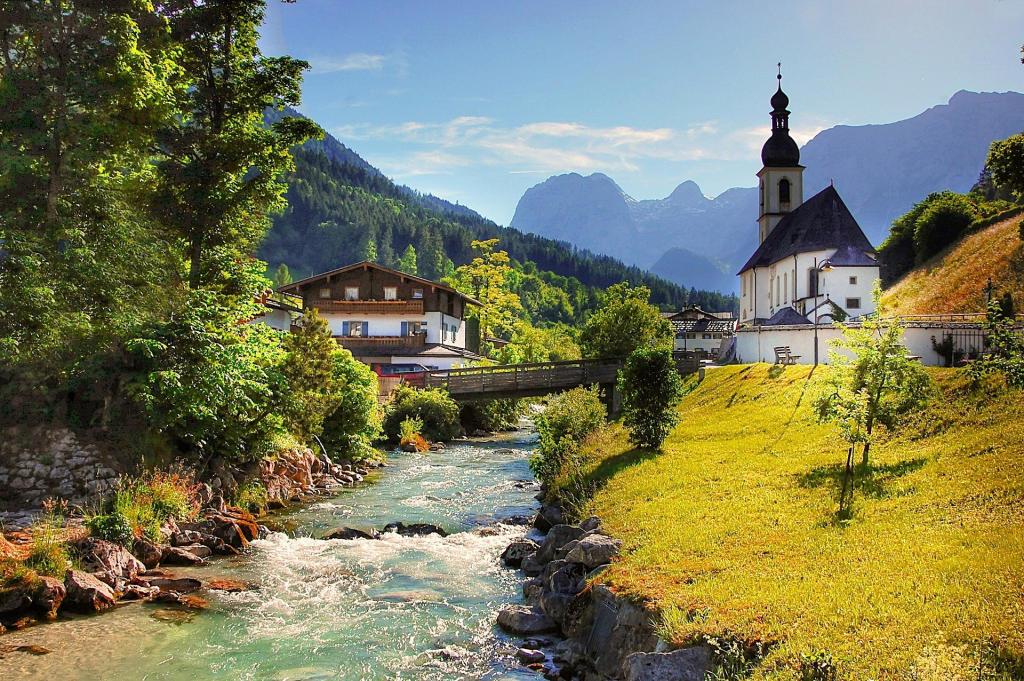 Ramsau - Nationaal Park Berchtesgaden