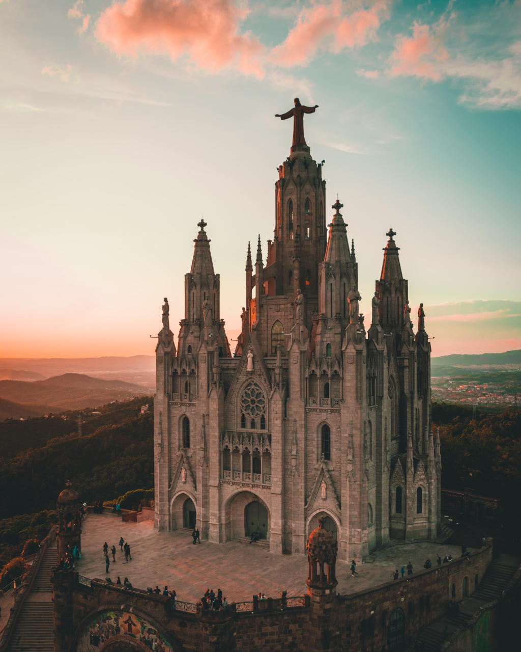 Sagrat Cor de Vistabella - Barcelona