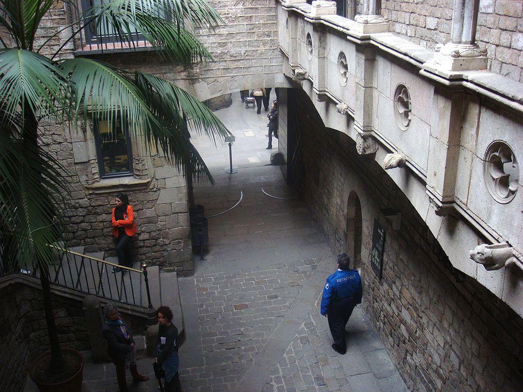 Barcelona - Picasso Museum