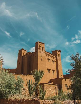 Ait Bin Haddou - Route van de duizend kasbah's