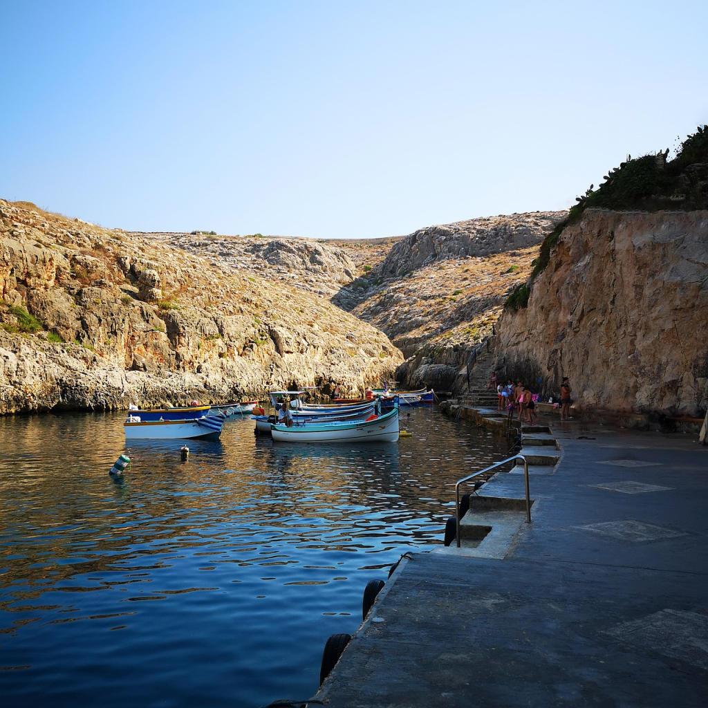Blauwe Grotten Malta (2)