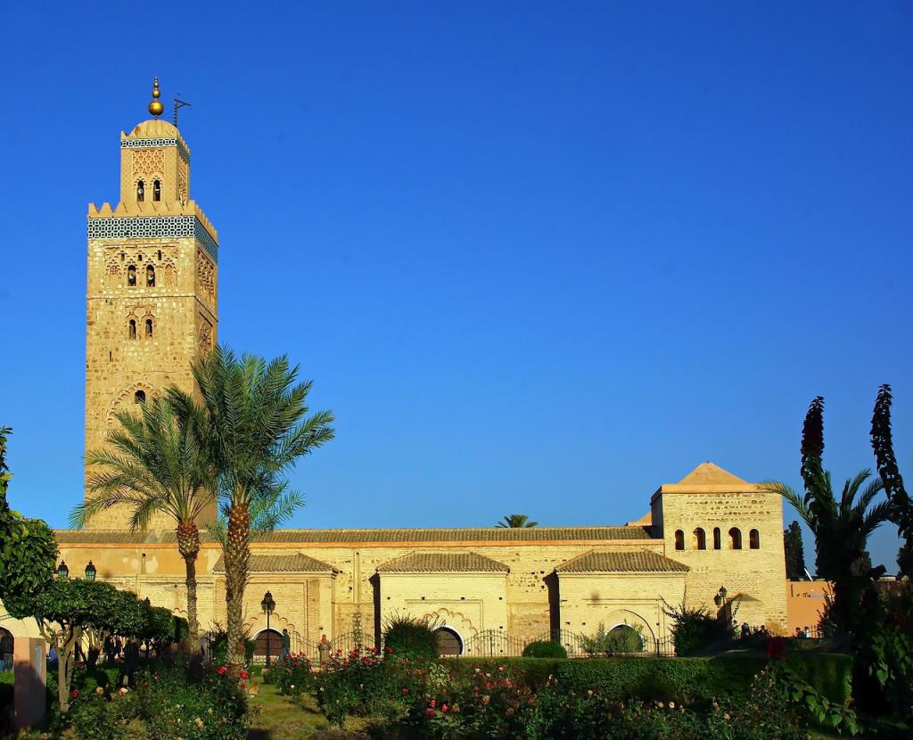 Koutoubia Moskee - Marrakesh