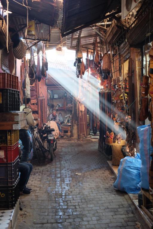 Markt Medina Marrakesh 1