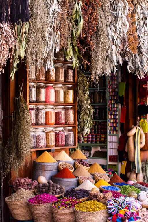 Markt Medina Marrakesh 2