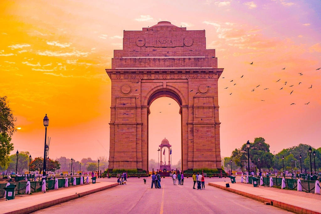 Delhi - India Poort