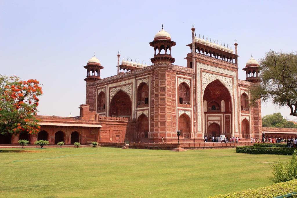 Rode Fort - Delhi