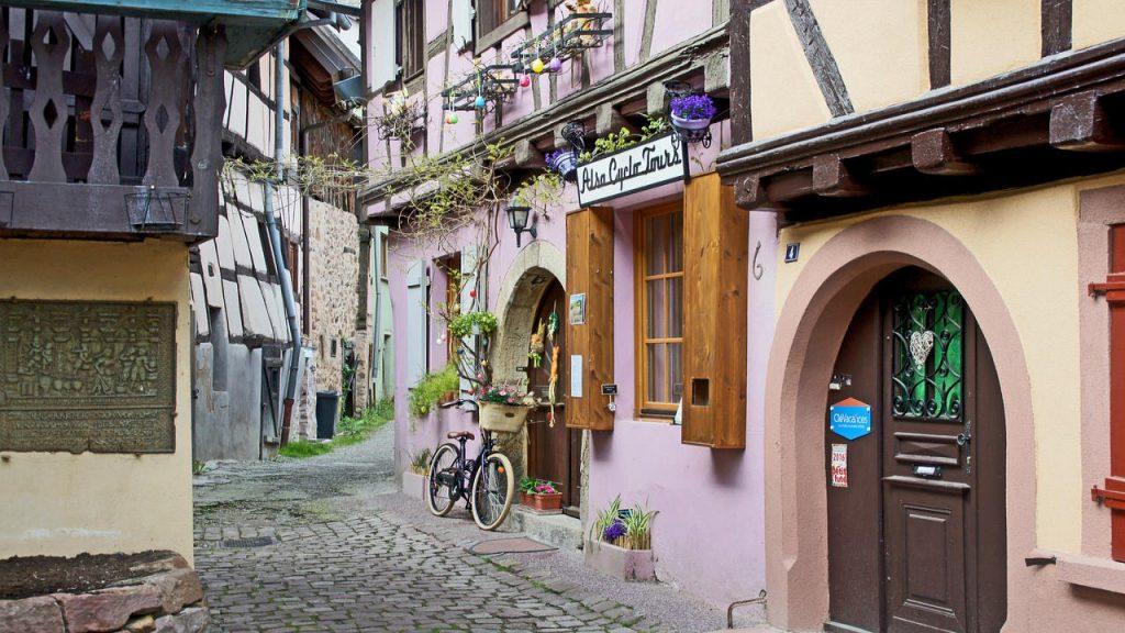 Egiusheim - Elzas