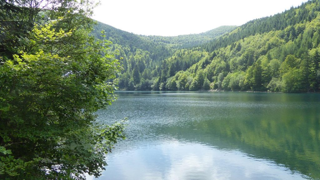 Lac du Grand Ballon - Elzas